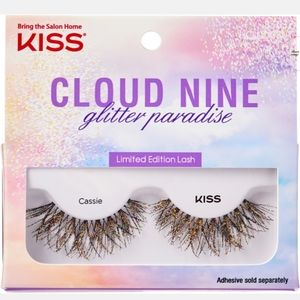 Kiss- Limited Edition- Glitter Paradise Cassie